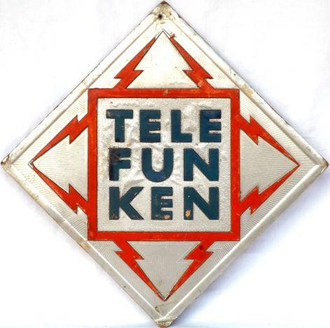 TELEFUNKEN REKLÁM