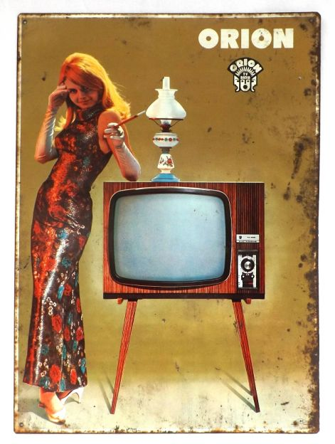 ORION TV REKLÁM TÁBLA
