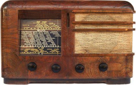 BELL RADIO 537