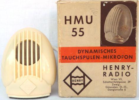 HMU 55 MIKROFON