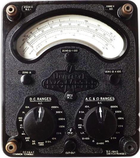AVOMETER 8 MK III