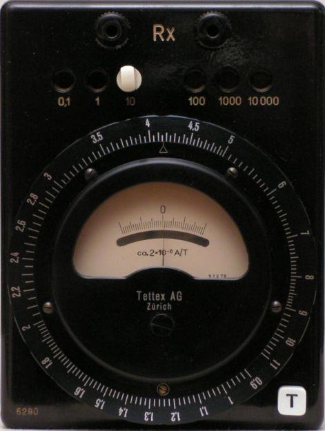 TETTEX AG (ZÜRICH) MÉRŐHÍD 5290