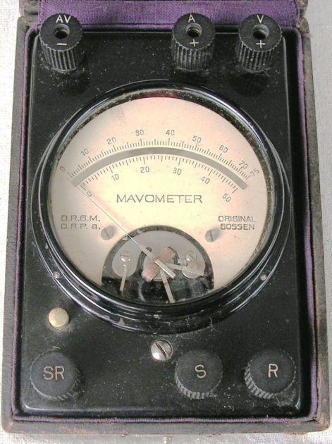 MAVOMETER   gy.év: 1928