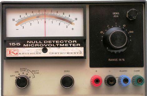MICROVOLTMETER 155   gy. év:1981