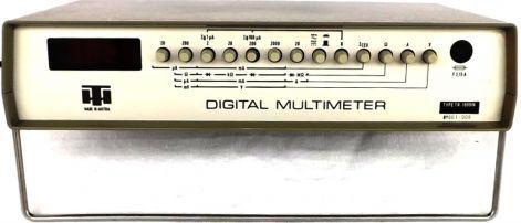 DIGITÁLIS MULTI MÉTER TR1699N