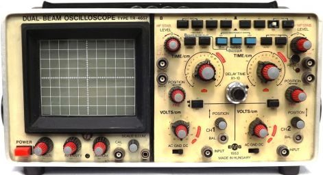 TR-4657 OSCILLOSKOP
