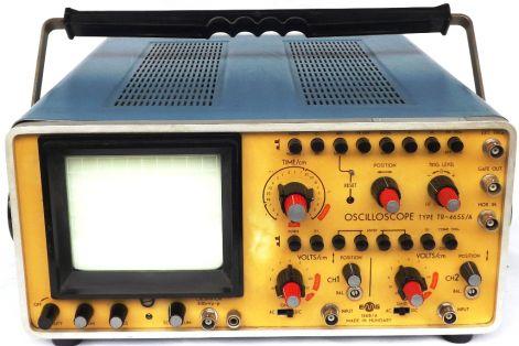 OSZCILLOSZKÓP TR-4655/A