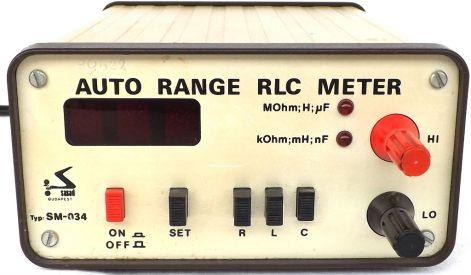 SM-034 RLC METER