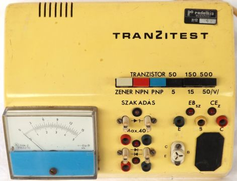TT74 TRANZITEST