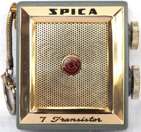 SPICA 7 TRANSISTOR