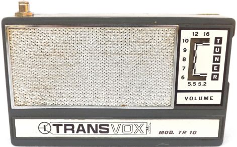 TRANSVOX MOD. TR10